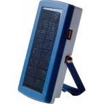 Chargeur solaire LIZZARD, chargeur solaire 4 Batteries AA et Usb.