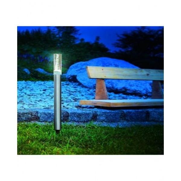 Balise solaire de jardin bulles pour eclairage solaire - Balise de jardin solaire ...
