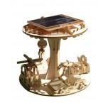 Manège en bois solaire HELIOBIL à construire