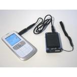 Chargeur solaire 2 en 1 Power Plus Beettle, chargeur solaire de téléphones et lampe solaire de poche