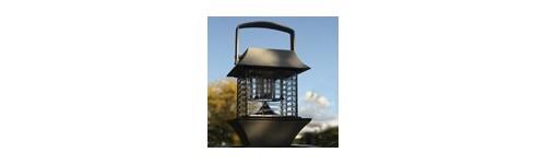 Lampes antimoustique solaires