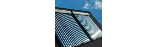 Toit solaire thermique