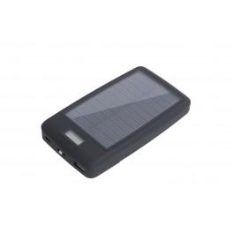 Chargeur solaire QUARTZ, chargeur appareils photo  et piles