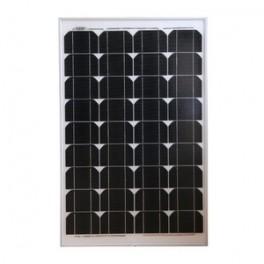 panneau solaire 50w 12v monoicristallin. Black Bedroom Furniture Sets. Home Design Ideas