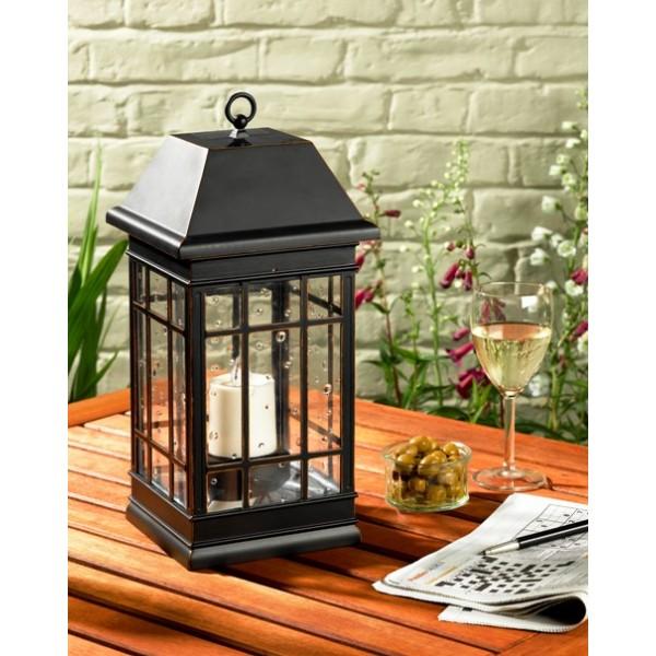 lanterne solaire s ville d coration solaire d 39 ext rieur. Black Bedroom Furniture Sets. Home Design Ideas