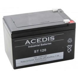 Batterie Acedis 12 Volts 13,2 Ah