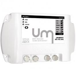 Régulateur solaire MPPT 12/24V - 40A - UNIMPPT 60/40.24 S