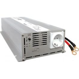 Convertisseur Unipower 12/230V - 1200W - pur sinus