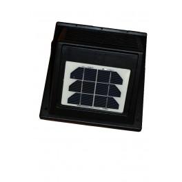 Aérateur solaire de façade 60m3 par heure nuit et jour