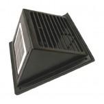 Aérateur solaire de façade 60m3 par heure avec panneau solaire amovible