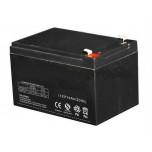 Batterie 12 Volts 12 Ah stationnaire au plomb étanche