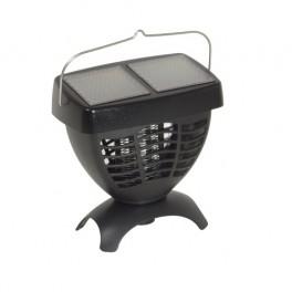 Lampe nuit tranquille anti moustique solaire