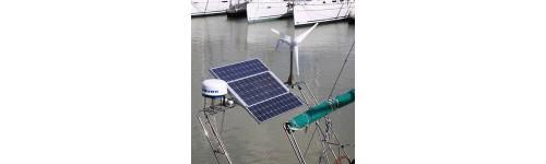 Kits solaires nautisme