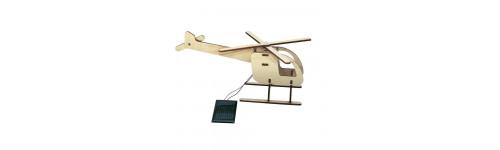 Hélicoptères solaires