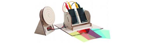 Kits d'expériences solaires