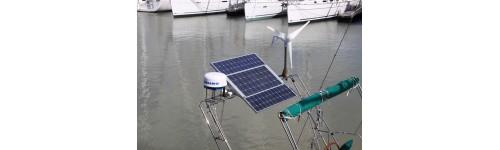 Bateau Kit photovoltaique
